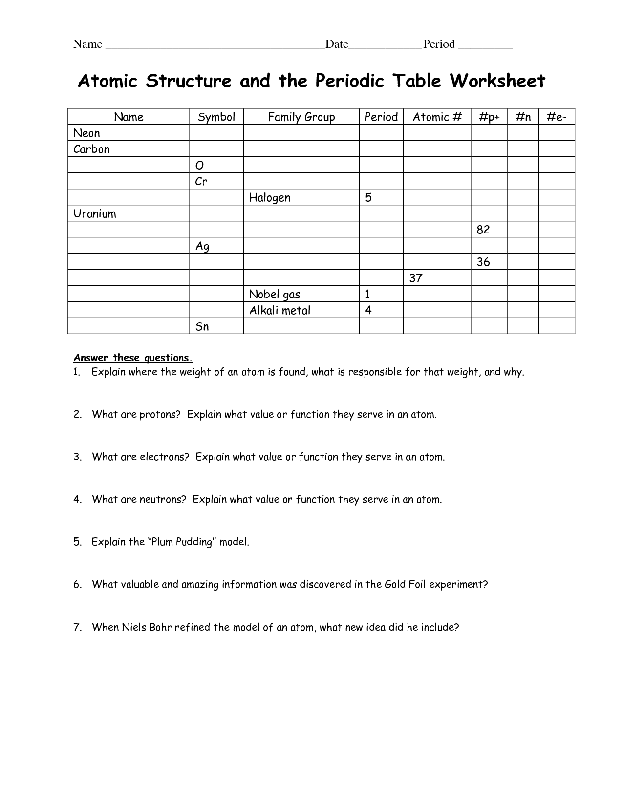 Chemistry 33 Conversion Problems Worksheet Answers