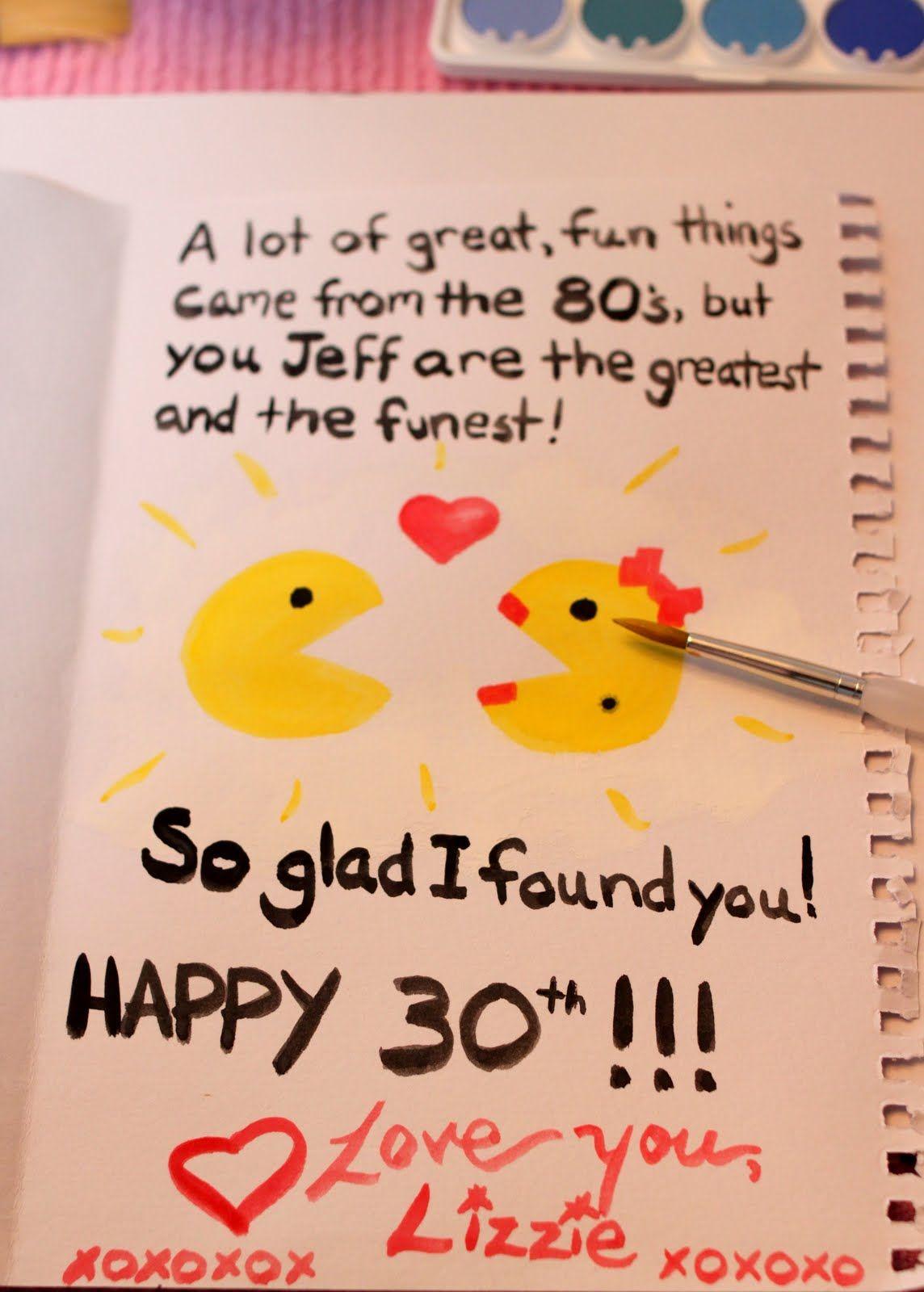 Cute Birthday Card Ideas For Boyfriend My Birthday