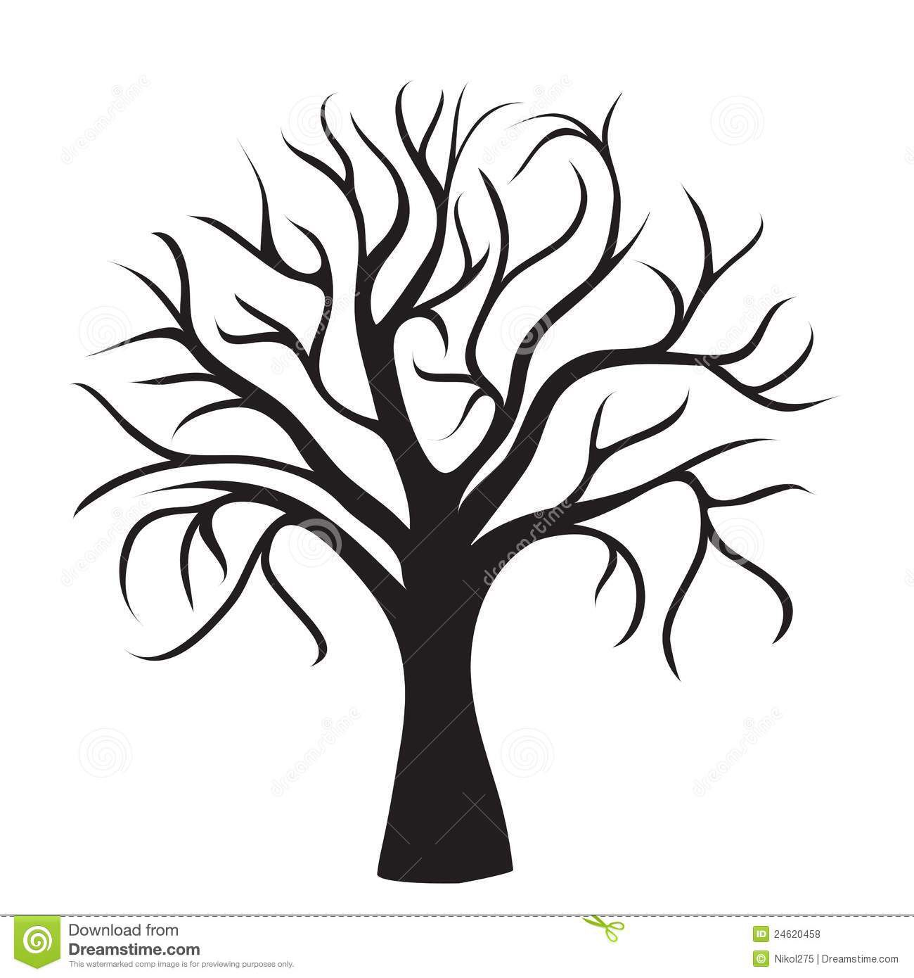 Tree No Branches