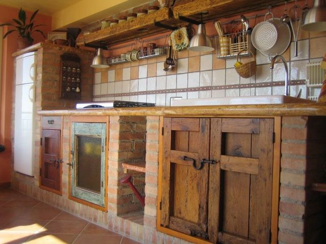 die gemauerte Küche | TRAVEL #ITALY | Pinterest ...