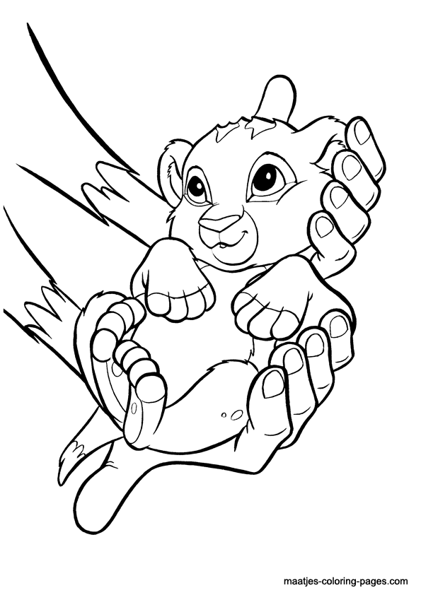 1000 images about the lion king on pinterest disney coloring