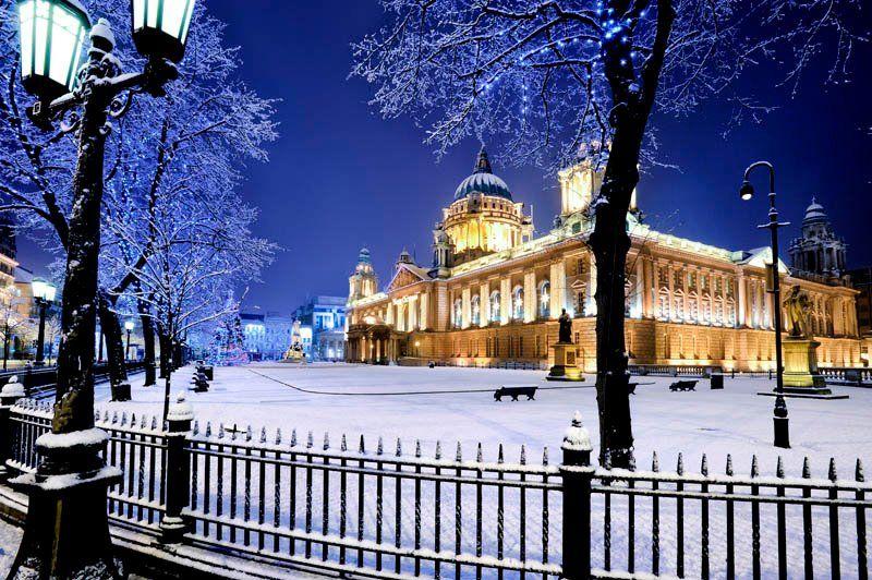 5 reasons why Ireland is a winter wonderland Belfast