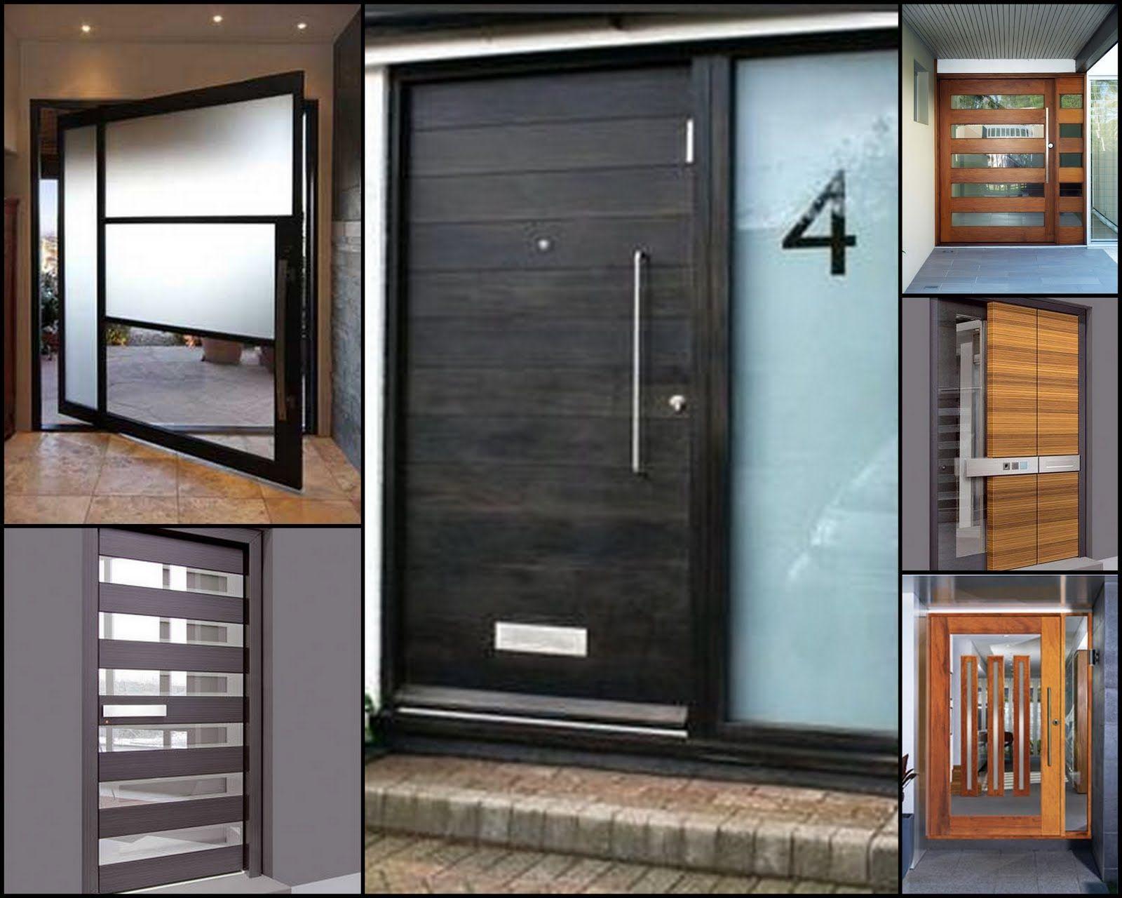 Best Kitchen Gallery: Modern Wood Front Doors Homes Thewrightstuff Us Pinterest of Front Doors For Homes on rachelxblog.com