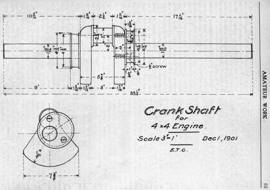 Mechanical Drawing Iii Working Drawings 75