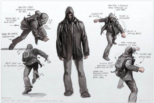 video game concept   Google Search   characters   Pinterest     Top 10 Awesome Pieces Of Concept Art From Movies And Video Games