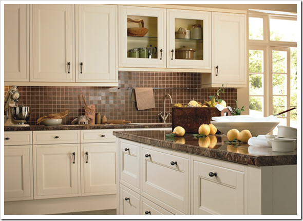 5 Steps to a Kitchen you will Love Brown granite