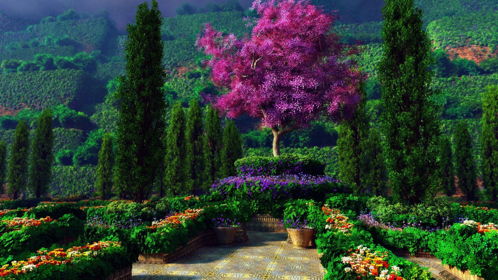 beautifulgardenwallpaperviewinggallerybeautiful