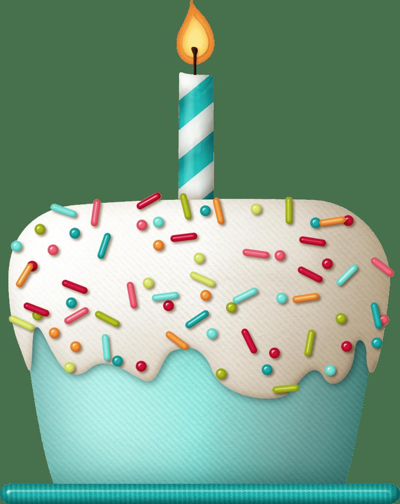 Cute Cliparts CH.B * *Birthday Wish... Birthday Cake