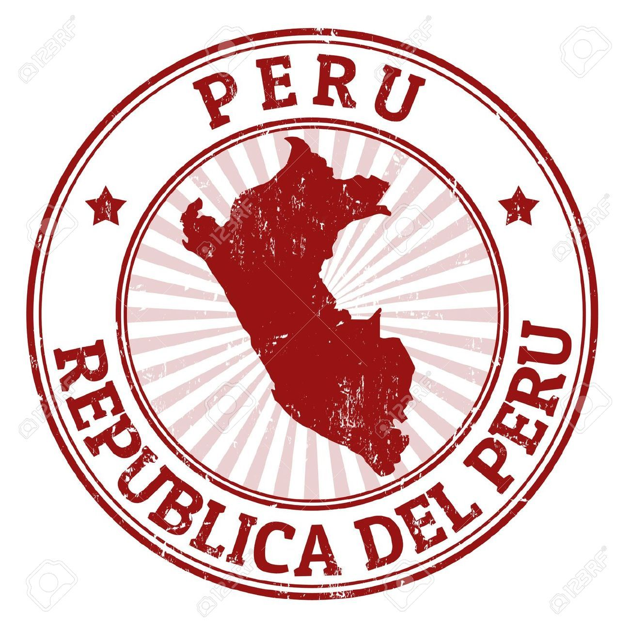 Peru Passport Stamp