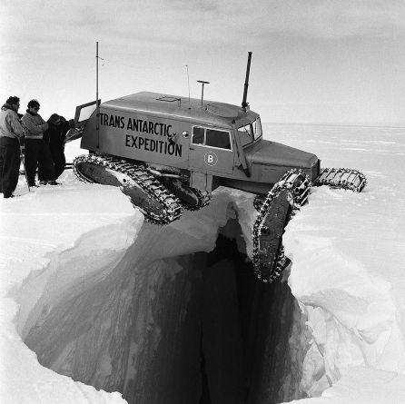 Resultado de imagen para edmund hillary south pole expedition