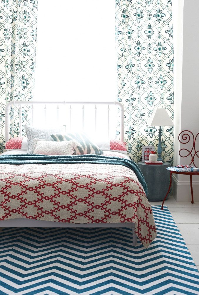 Interior Chevron Rug Its A Cl Ic Like Stripes Or Polka Dots So Feel Free To Use It As A Base Like A Solid Color Mixing Prints In Decorating Your Homes