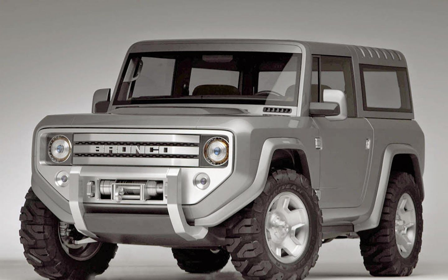 2017 Ford Bronco Specs, Price and Release Date The
