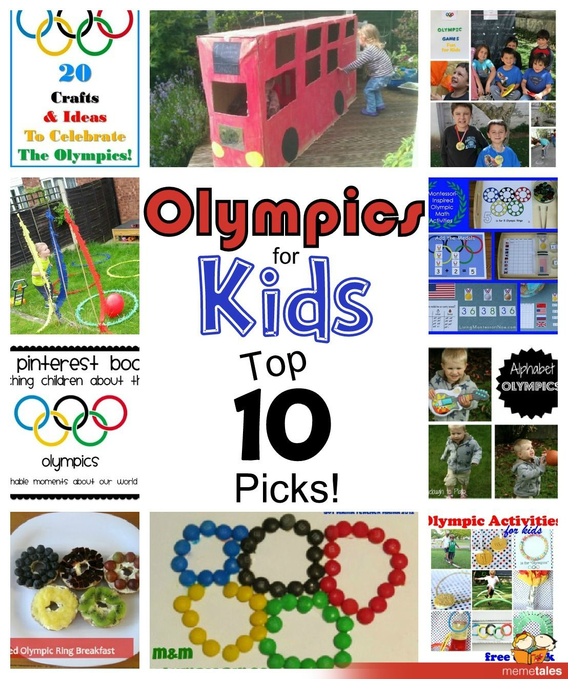 Olympics For Kids Top 10 Picks