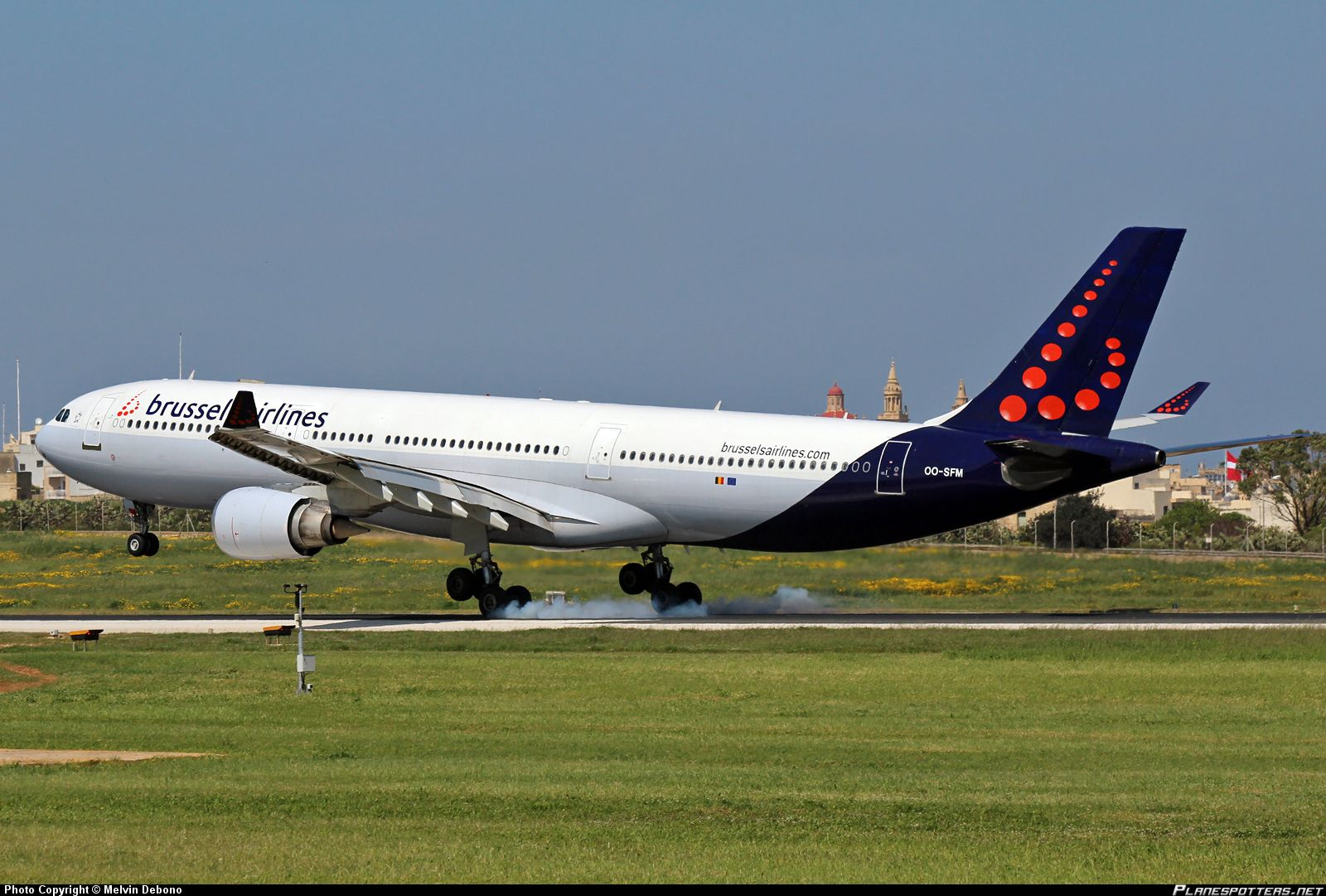 FlightMode Brussels Airlines resumes flights to India
