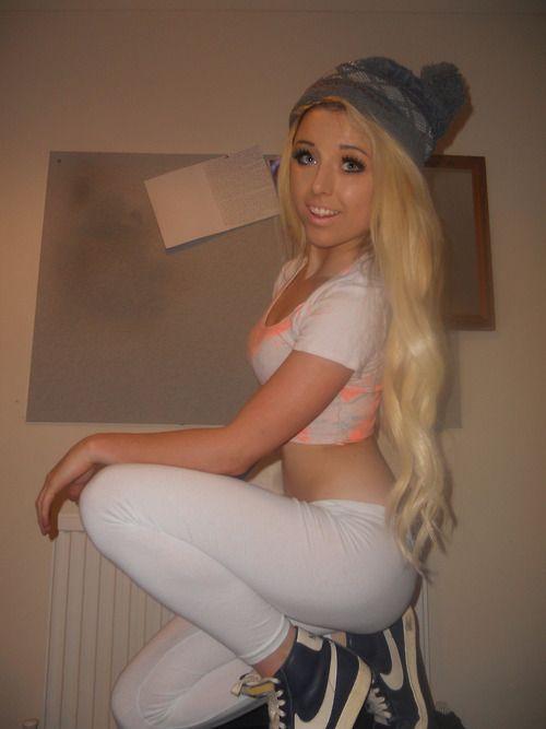 Long Blonde Hair Hair I Wish I Had Pinterest Blondes
