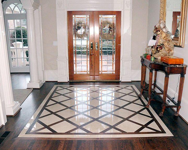Wood floor tile ideas. beautiful porcelain tile flooring tile ...