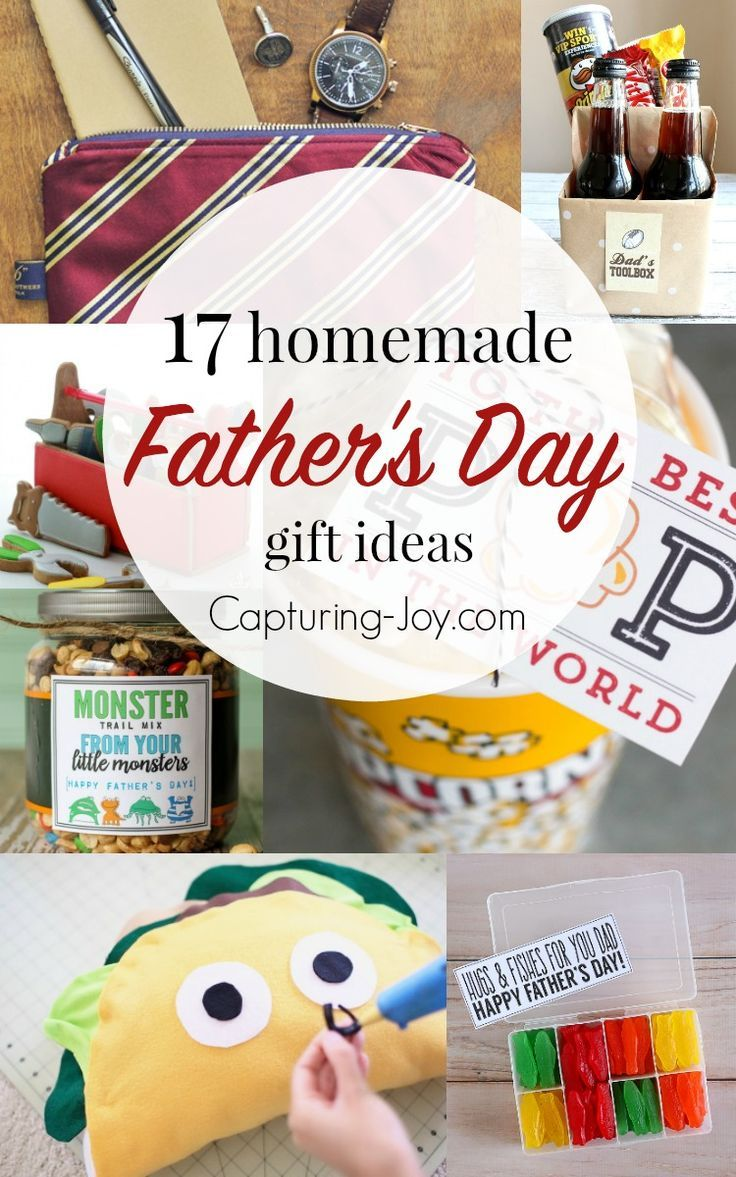 17 homemade fathers day gifts duke dads and homemade