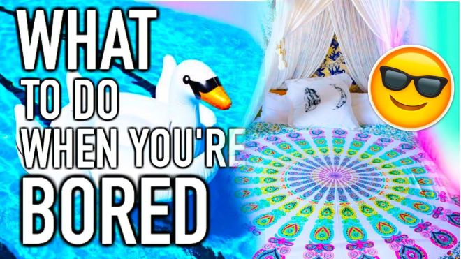 4 things to do when you are bored during summer break