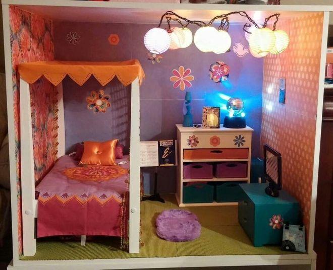 American girl julie room diy bedroom ideas and