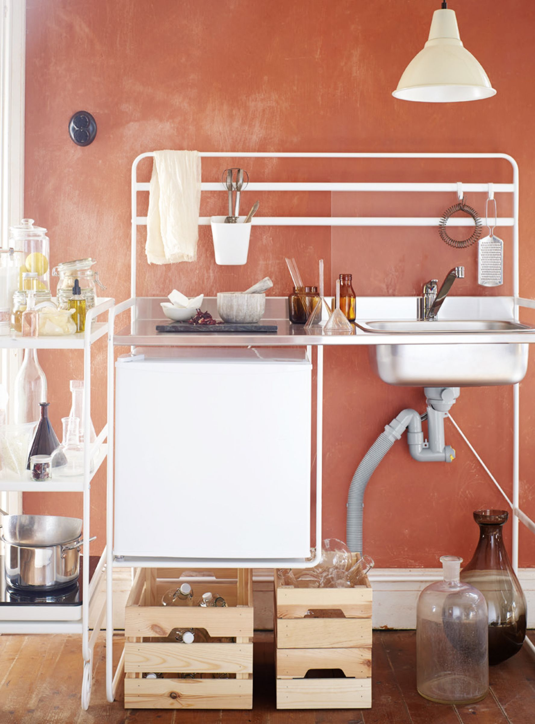 Ikea Sunnersta MiniKüche für 100€ Mini kitchen