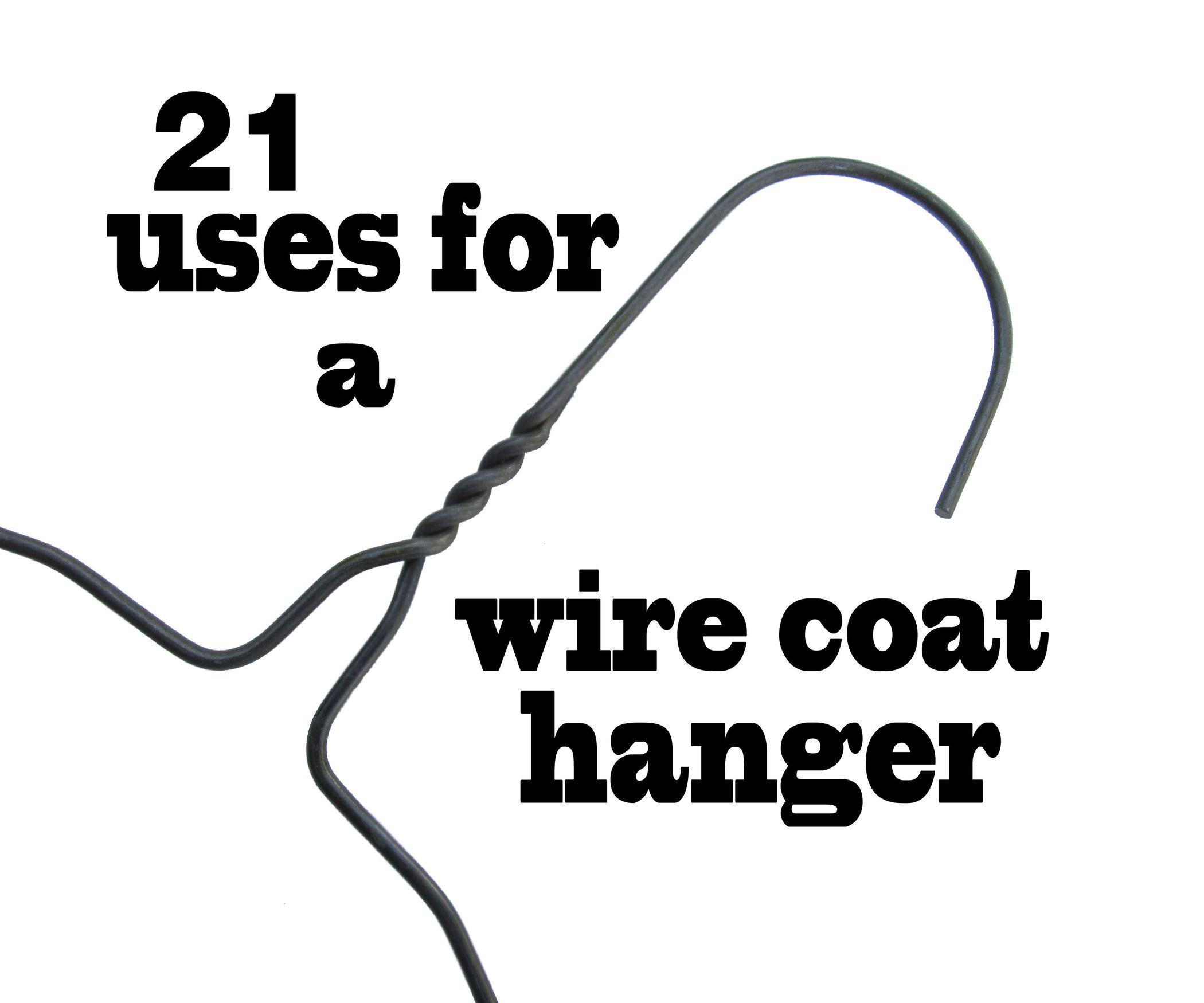 Best 25 Metal Coat Hangers Ideas