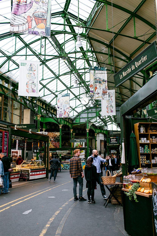 Borough Market 10 Days in London The Fresh Exchange
