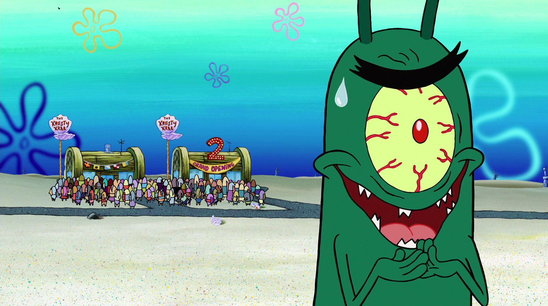 Spongebob Movie Disneyscreencaps