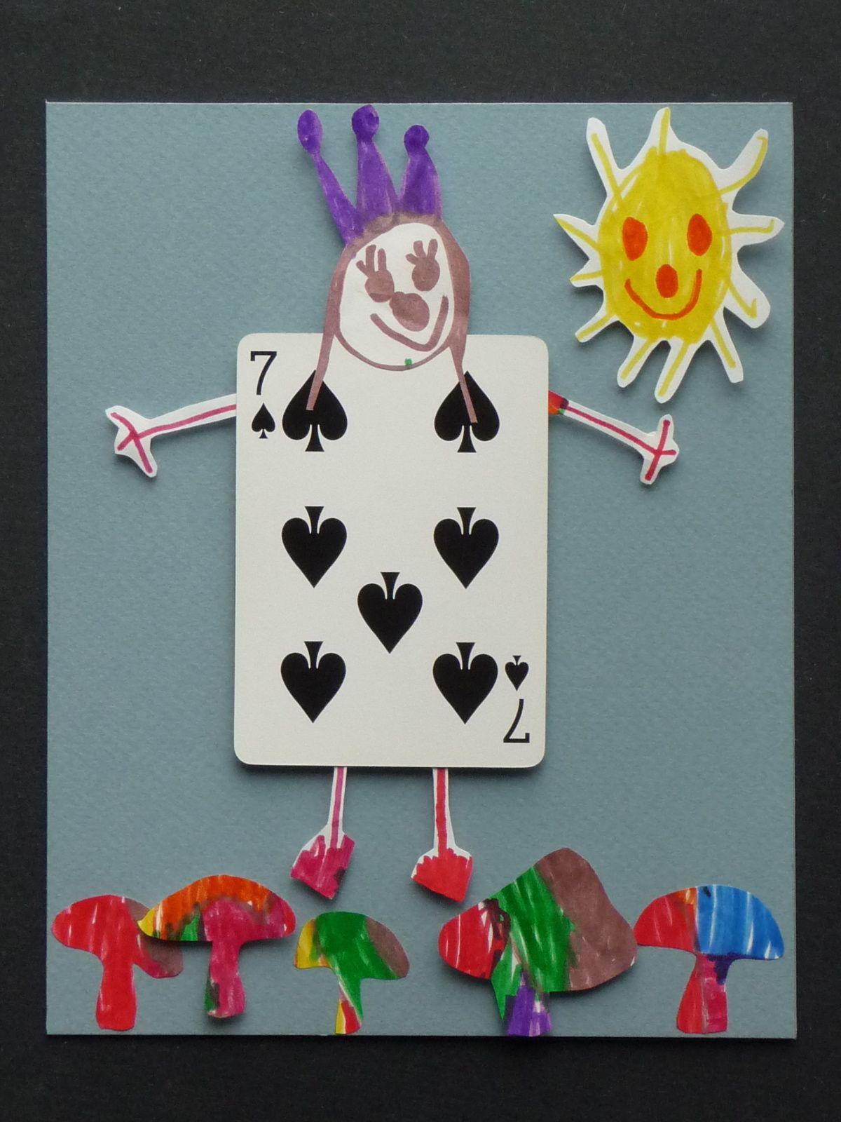 Alice In Wonderland Crafts For Kids