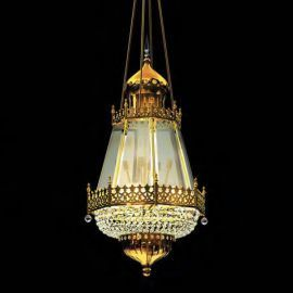 Series A2520 65 Oriental Chandelier By Faustig