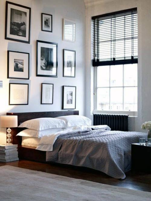 contemporary men's bedroom design ideas | a place to call home