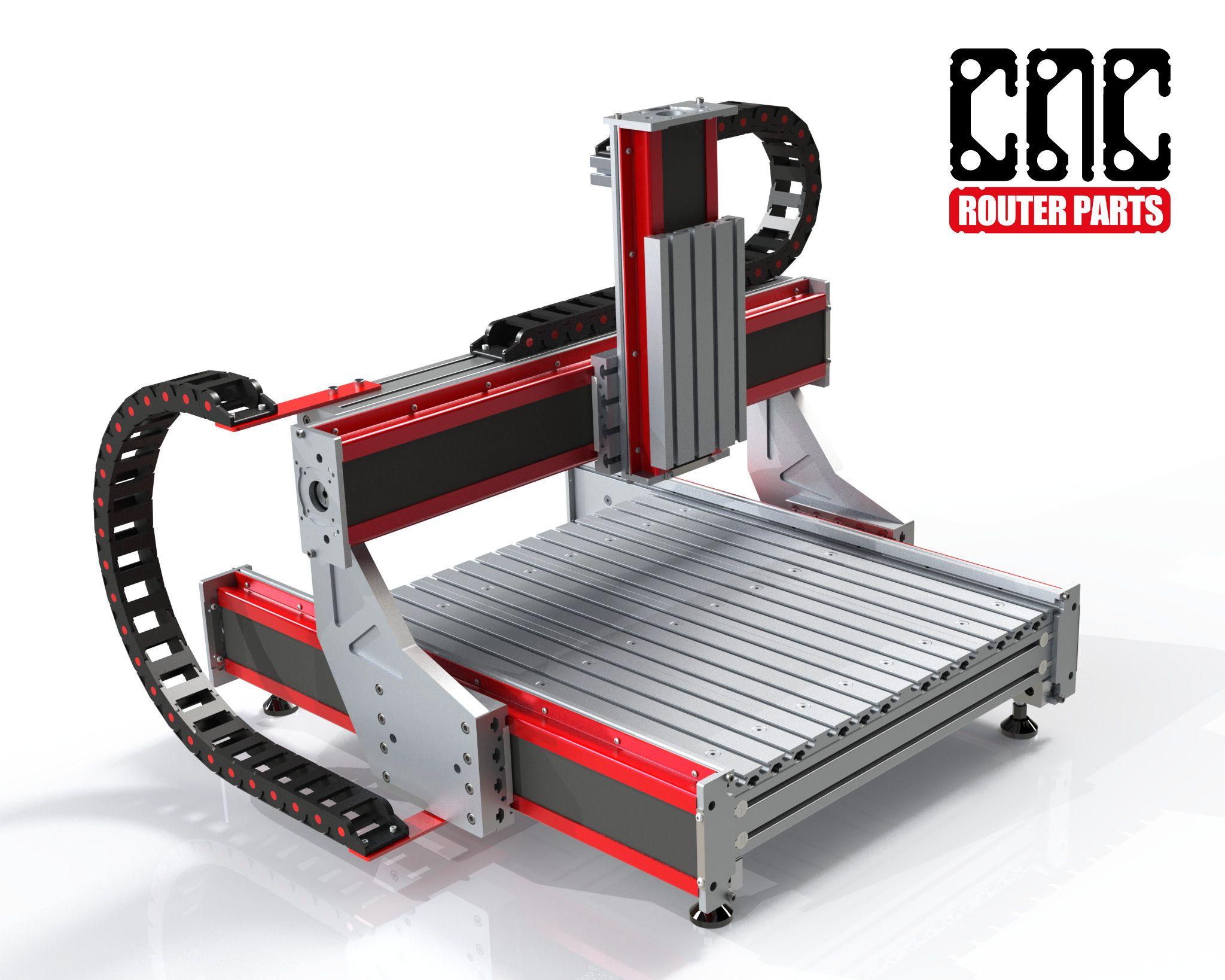 Benchtop PRO CNC Machine Kit CNC Router Tables