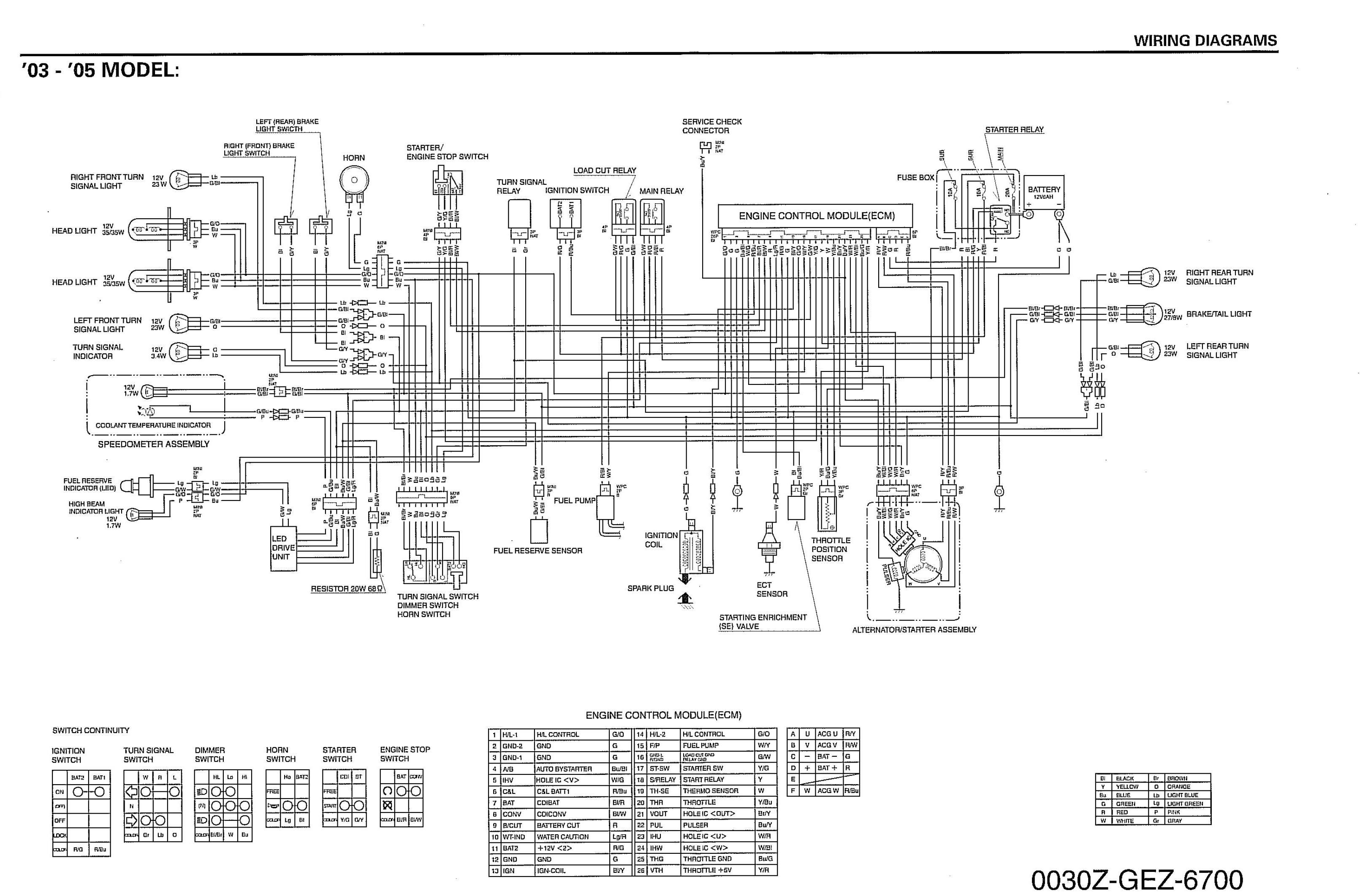 Honda Civic Wiring Diagram