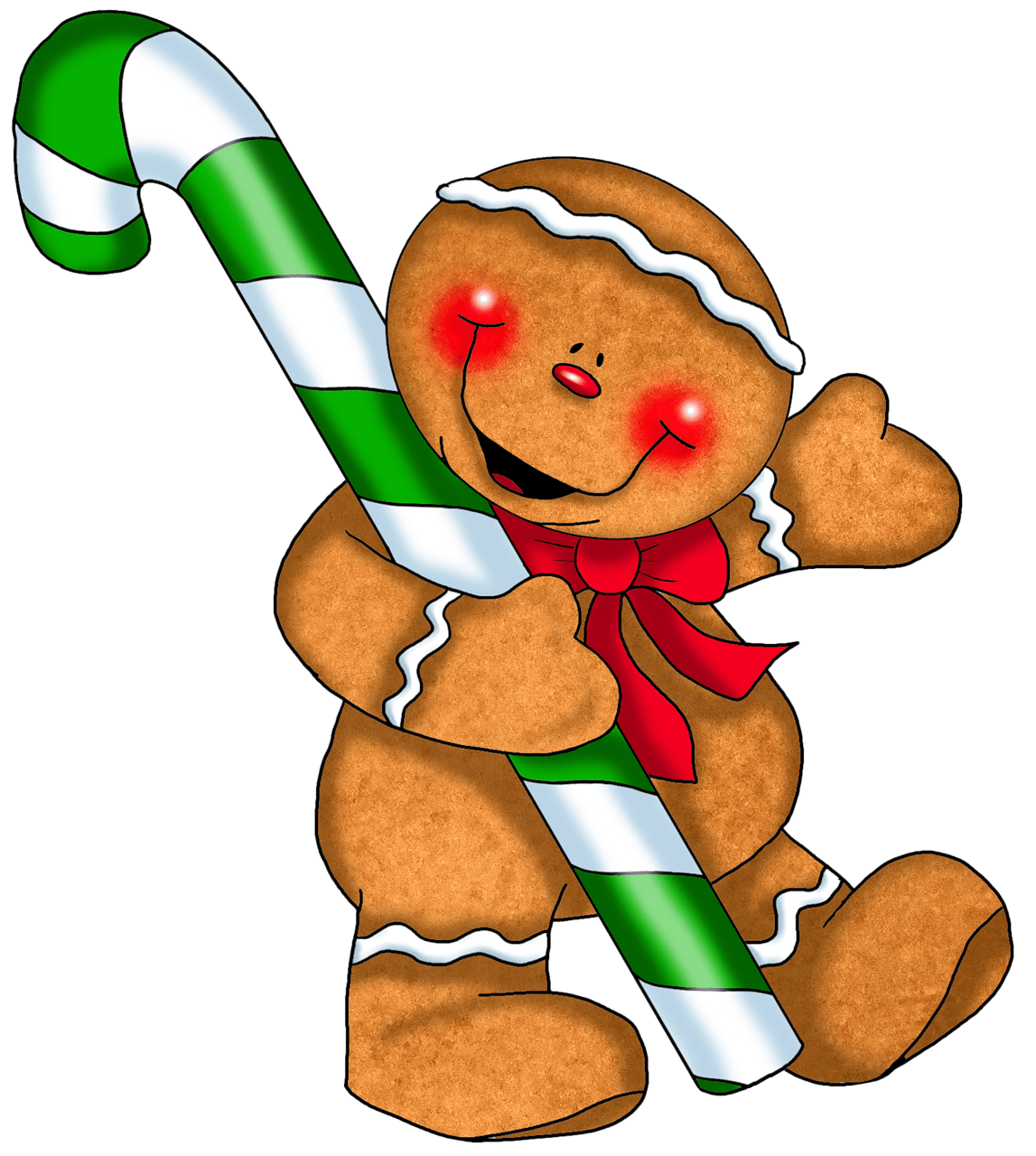 Candy cane clip art clipart clipartix 2 A Very Merry