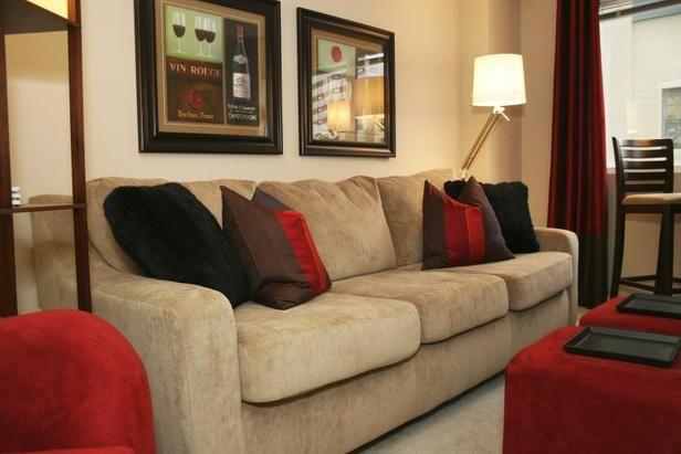 Best 25 Living Room Red Ideas On Pinterest Blue Color