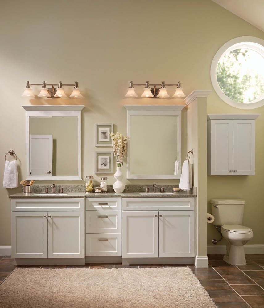 white bathroom cabinet ideas | ideas | pinterest | bath cabinets
