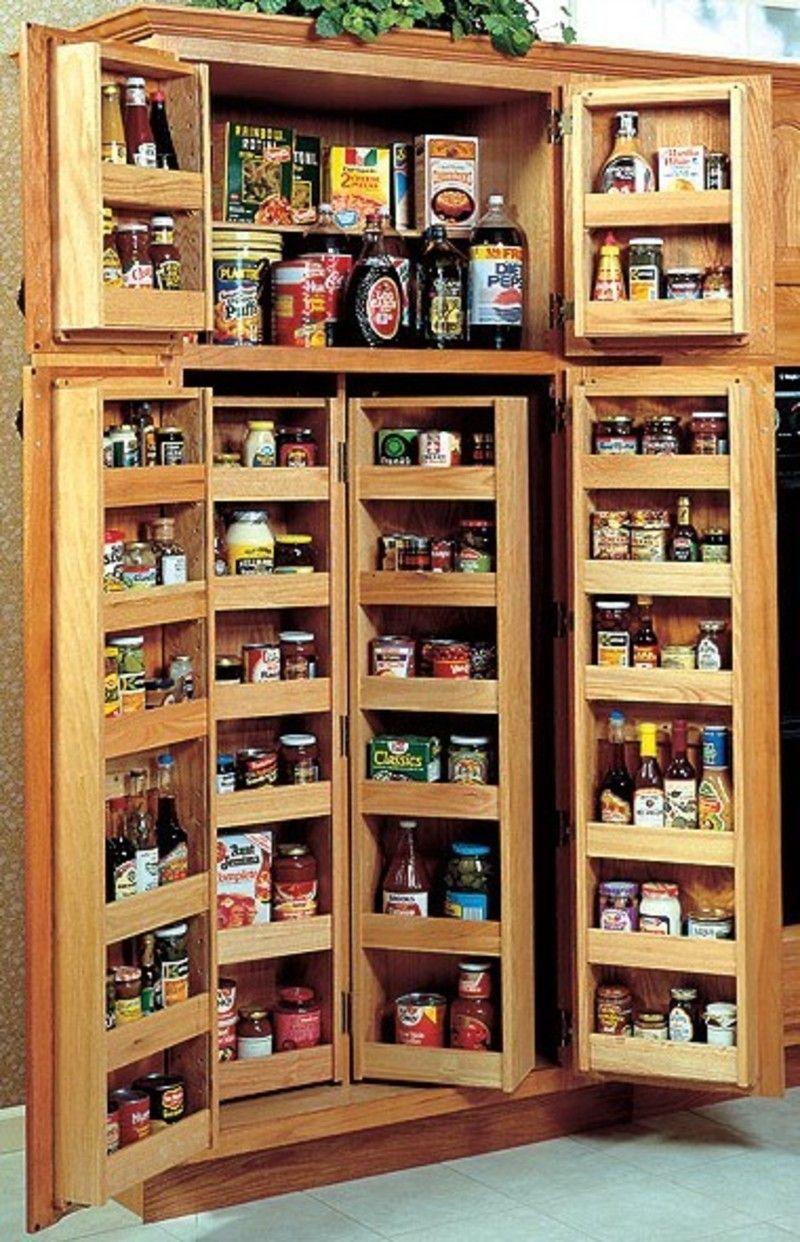 Functional Kitchen Storage Ideas to Make Tidy