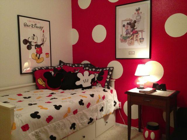 Best 20 Mickey mouse bedroom ideas on Pinterest