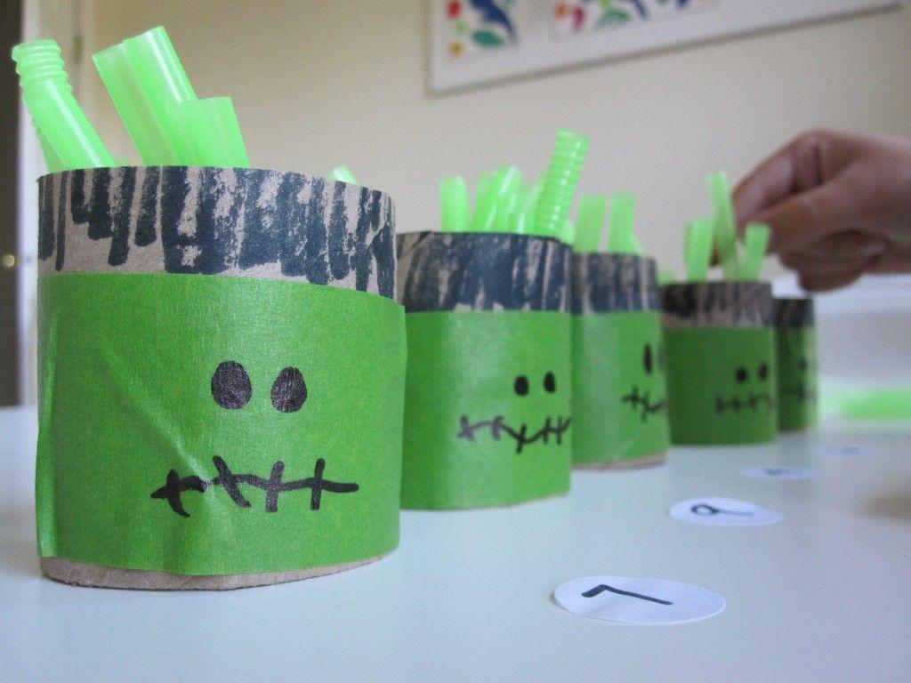 Monster Math Games Amp Activities