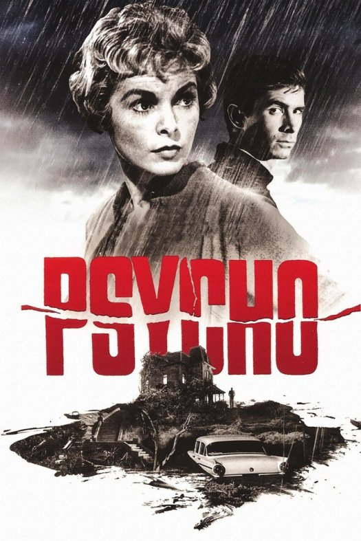 Image result for psycho 1960