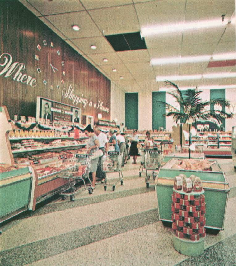 "Publix is still ""where shopping is a pleasure."" Vintage"