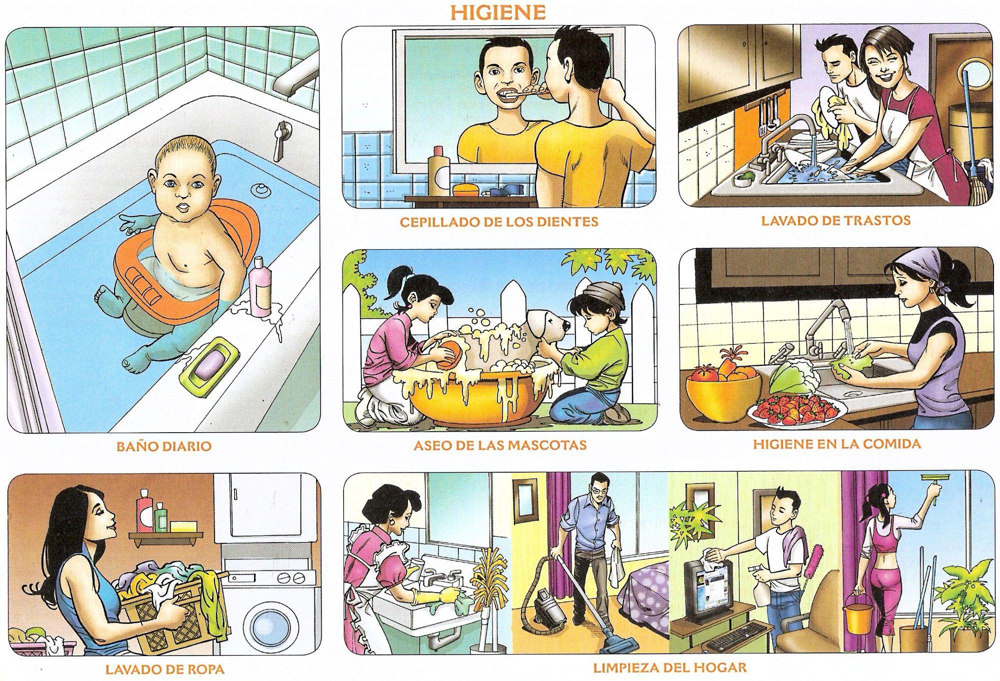 Monografias Higiene