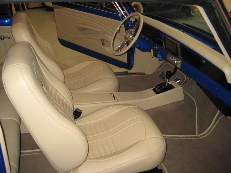 Auto Interiors Upholstery