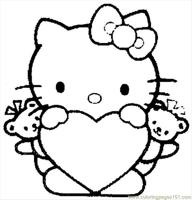 1000 images about printable coloring pages on pinterest hello