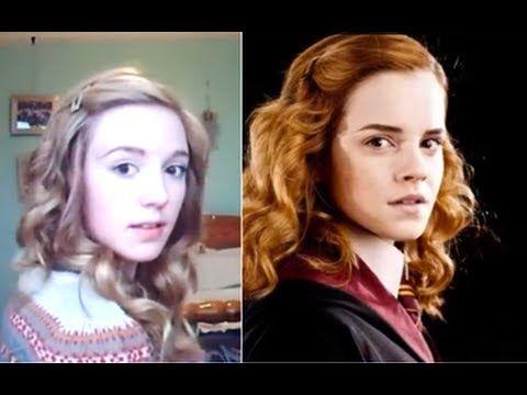 Hermione Granger Hair On Pinterest Hermione Granger
