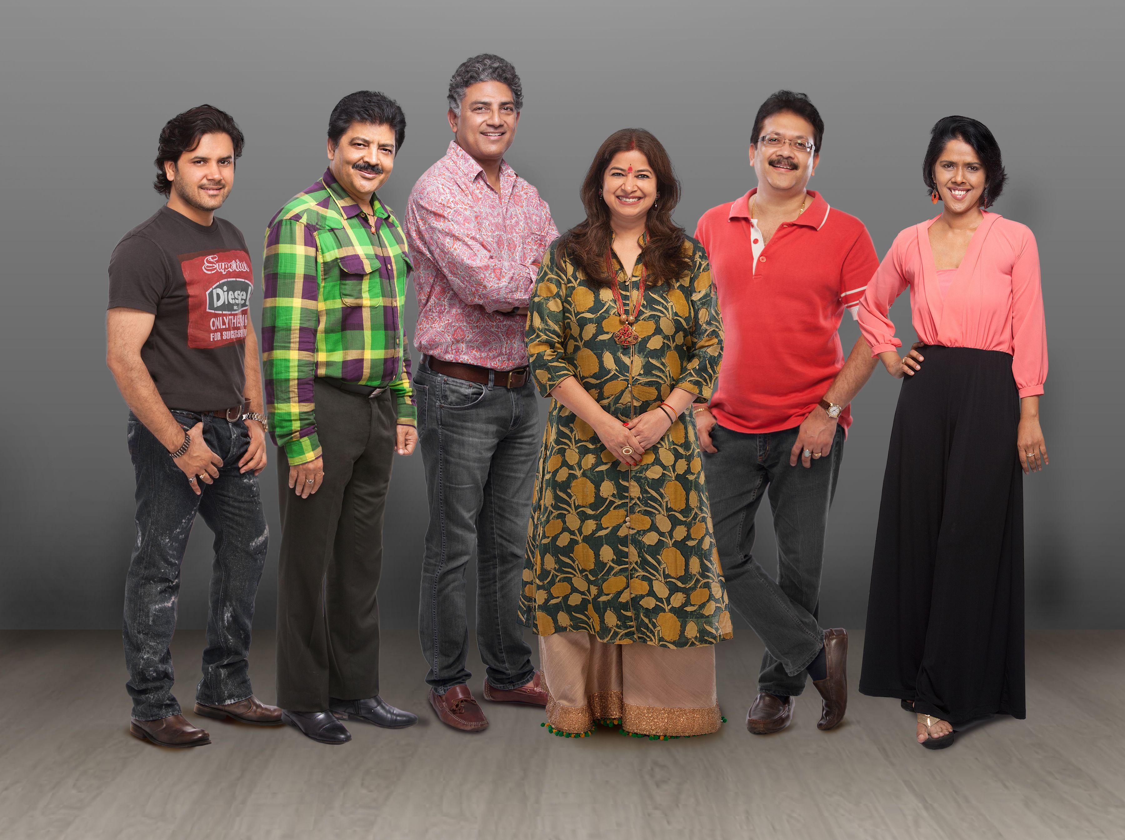 Moonlight Whispers Team Javed Ali, Udit Narayan, Ravi