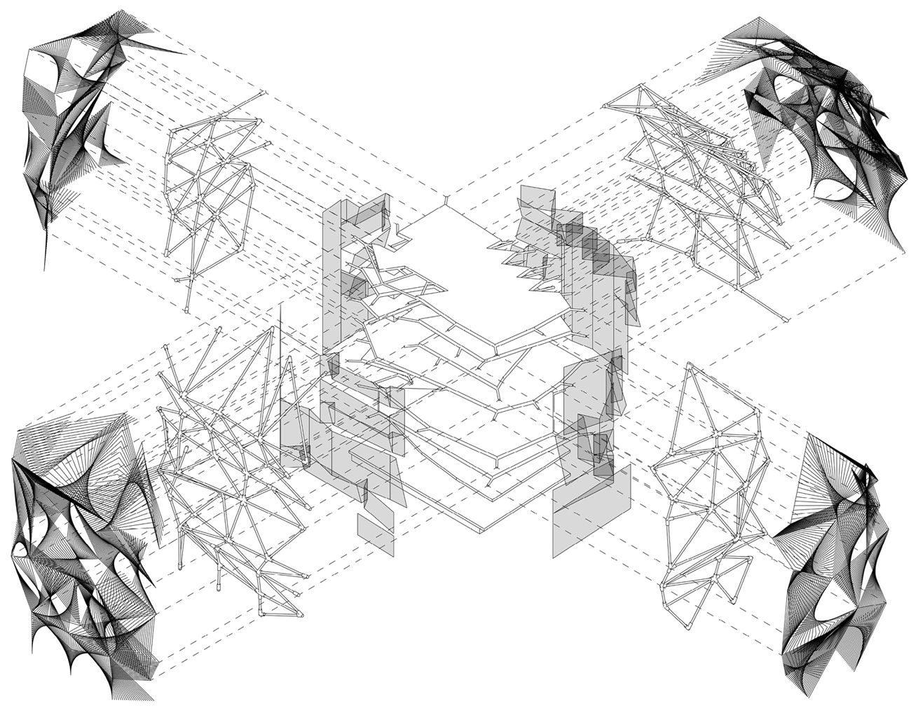 Vasilii Zhelezniakov Projects Explosion Diagram