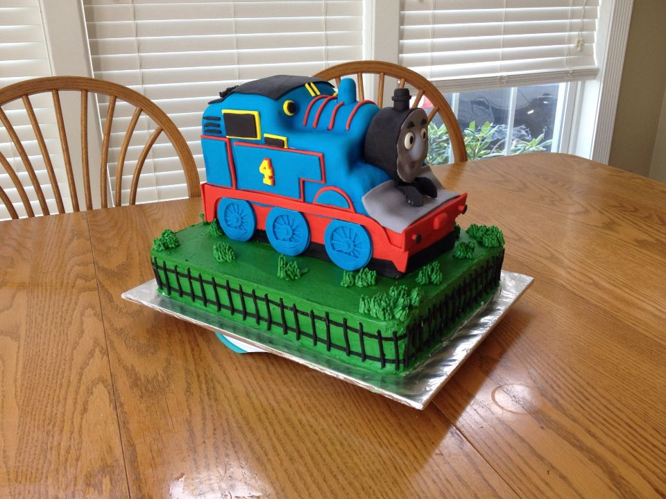 Thomas The Train Cake Template By Quot How To Cook That With