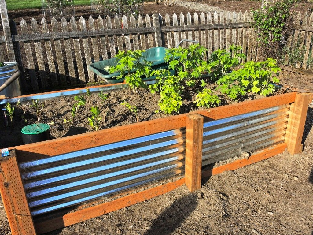 10 Cheap but creative ideas for your garden 9 Cattle