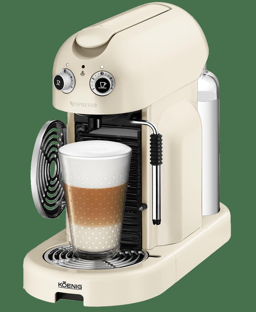 Nespresso Page de détail, Machine Products I Love