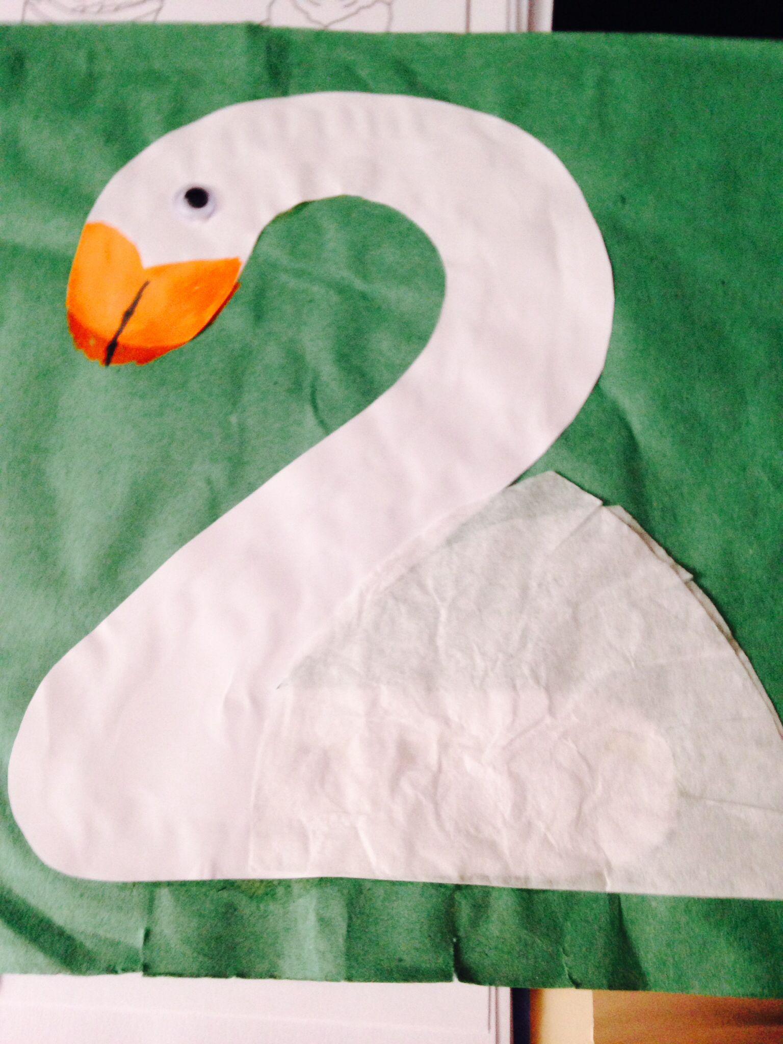 Number 2 Swan